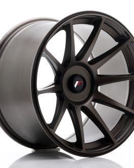 JR Wheels JR11 18×10,5 ET22-25 BLANK Dark Bronze