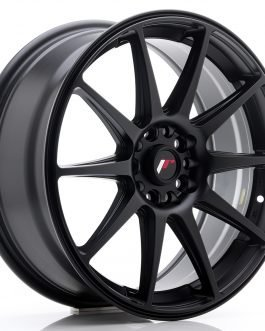JR Wheels JR11 18×7,5 ET40 5×112/114 Flat Black