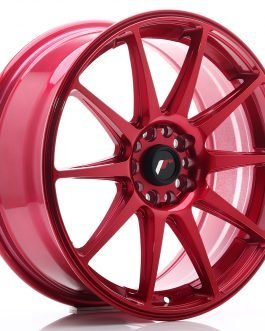 JR Wheels JR11 18×7,5 ET40 5×112/114 Platinum Red