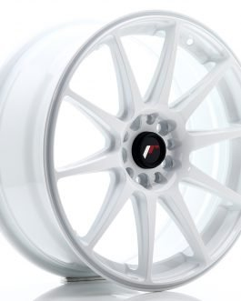 JR Wheels JR11 18×7,5 ET40 5×112/114 White