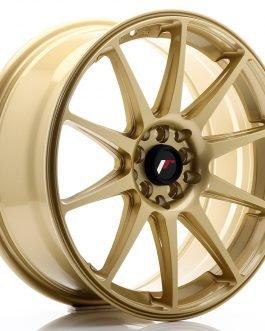 JR Wheels JR11 18×7,5 ET35 5×100/120 Gold