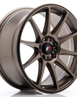 JR Wheels JR11 18×8,5 ET35 4×100/114,3 Dark Bronze