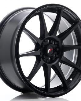 JR Wheels JR11 18×8,5 ET35 5×100/108 Flat Black
