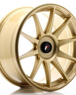 JR Wheels JR11 18×8,5 ET35-40 BLANK Gold
