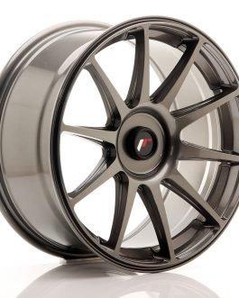 JR Wheels JR11 18×8,5 ET35-40 Blank Hyper Gray