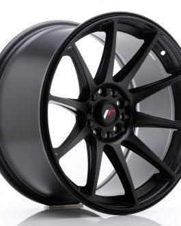 JR Wheels JR11 18×9,5 ET22 5×114/120 Flat Black