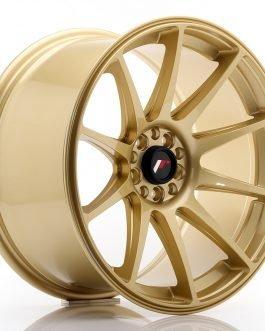 JR Wheels JR11 18×9,5 ET30 5×112/114 Gold