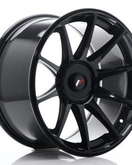 JR Wheels JR11 18×9,5 ET20-30 BLANK Glossy Black