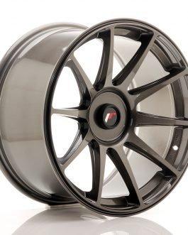 JR Wheels JR11 18×9,5 ET20-30 Blank Hyper Gray
