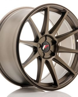 JR Wheels JR11 19×9,5 ET22-35 5H BLANK Bronze
