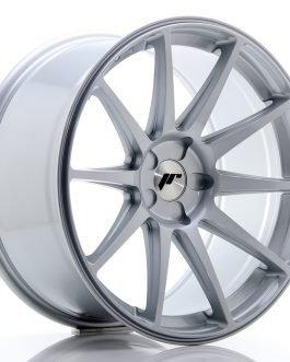 JR Wheels JR11 19×9,5 ET22-35 5H BLANK Hyper Silver