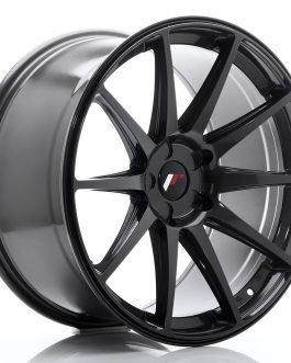 JR Wheels JR11 20×10 ET20-40 5H Blank Hyper Gray