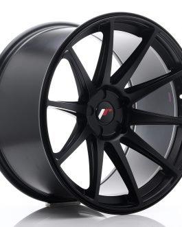 JR Wheels JR11 20×11 ET20-30 5H BLANK Matt Black
