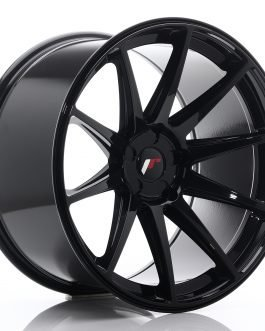 JR Wheels JR11 20×11 ET20-30 5H BLANK Gloss Black
