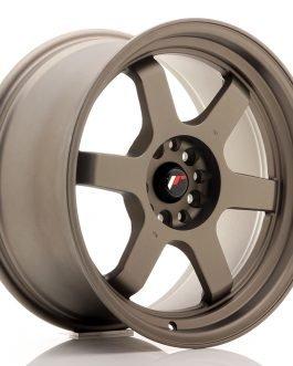 JR Wheels JR12 18×9 ET30 5×100/120 Matt Bronze