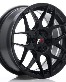 JR Wheels JR18 16×7 ET25 4×100/108 Matt Black