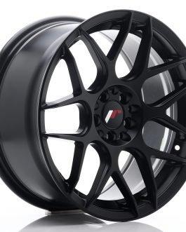 JR Wheels JR18 17×8 ET35 5×100/114 Matt Black
