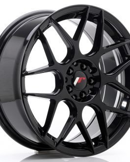 JR Wheels JR18 18×7,5 ET40 5×112/114 Glossy Black