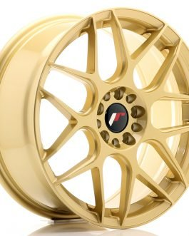 JR Wheels JR18 18×7,5 ET40 5×112/114 Gold