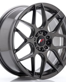 JR Wheels JR18 18×7,5 ET40 5×112/114 Hyper Gray