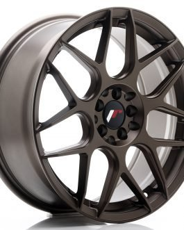 JR Wheels JR18 18×7,5 ET40 5×112/114 Matt Bronze