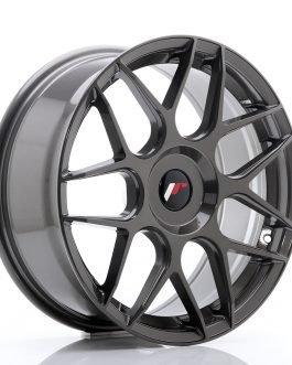 JR Wheels JR18 18×7,5 ET25-40 BLANK Hyper Gray