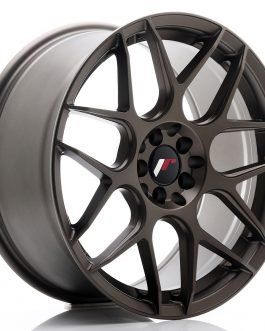 JR Wheels JR18 18×8,5 ET40 5×112/114 Matt Bronze