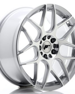JR Wheels JR18 18×8,5 ET40 5×112/114 Silver Machined Face
