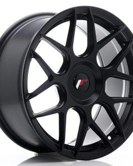 JR Wheels JR18 18×8,5 ET25-45 BLANK Matt Black