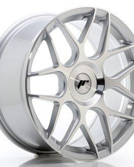 JR Wheels JR18 18×8,5 ET25-45 BLANK Silver Machined Face