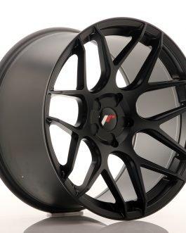 JR Wheels JR18 20×11 ET20-32 5H BLANK Matt Black