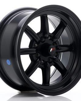 JR Wheels JR19 14×7 ET0 4×100/114 Matt Black