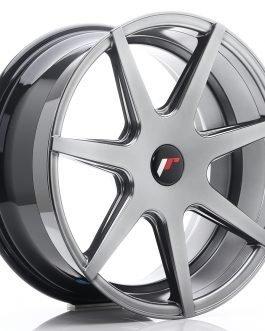 JR Wheels JR20 18×8,5 ET25-40 BLANK Hyper Black