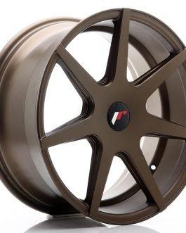 JR Wheels JR20 18×8,5 ET25-40 BLANK Matt Bronze