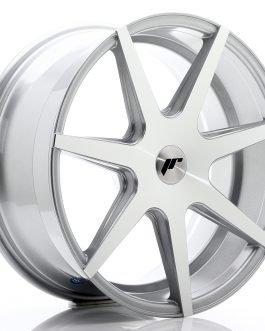 JR Wheels JR20 19×8,5 ET35-40 BLANK Silver Machined Face