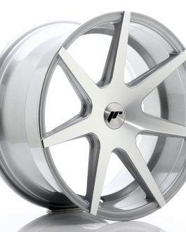 JR Wheels JR20 19×9,5 ET20-40 BLANK Silver Machined Face
