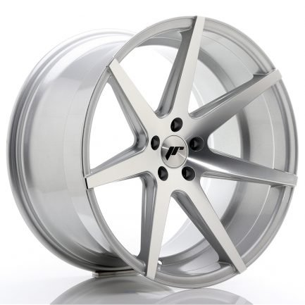 JAPAN RACING JR Wheels JR20 20x11 ET30 5x112 Silver Machined Face 11.00x20