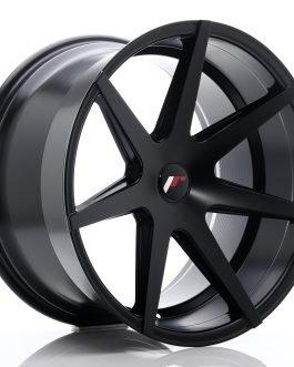 JR Wheels JR20 20×11 ET20-30 5H BLANK Matt Black