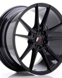 JR Wheels JR21 18×8,5 ET40 5×112/114 Glossy Black