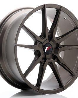JR Wheels JR21 19×8,5 ET35-43 5H BLANK Matt Bronze