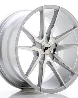 JR Wheels JR21 19×9,5 ET20-40 5H BLANK Silver Machined Face