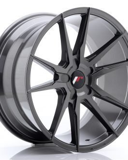 JR Wheels JR21 19×9,5 ET35-40 5H Blank Hyper Gray