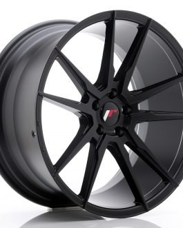 JR Wheels JR21 20×10 ET40 5×112 Matt Black
