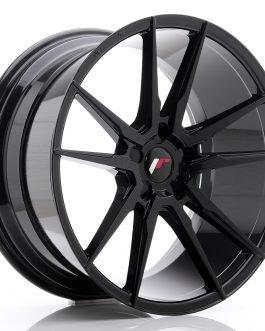 JR Wheels JR21 20×10 ET40 5H BLANK Glossy Black