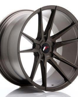 JR Wheels JR21 20×11 ET20-30 5H BLANK Matt Bronze