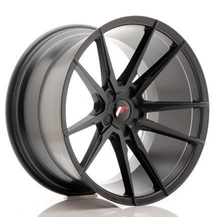 JAPAN RACING JR Wheels JR21 20x11 ET30-50 5H BLANK Matt Black 11.00x20