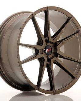 JR Wheels JR21 21×11 ET15-55 5H BLANK Matt Bronze