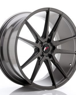 JR Wheels JR21 22×10,5 ET15-52 5H BLANK Hyper Gray
