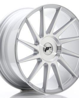 JR Wheels JR22 18×8,5 ET20-40 BLANK Silver Machined Face
