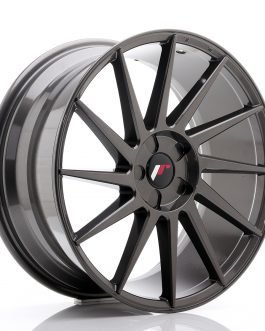 JR Wheels JR22 19×8,5 ET20-43 5H BLANK Hyper Gray